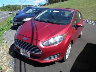 2015 FORD FIESTA PASSENGER CAR